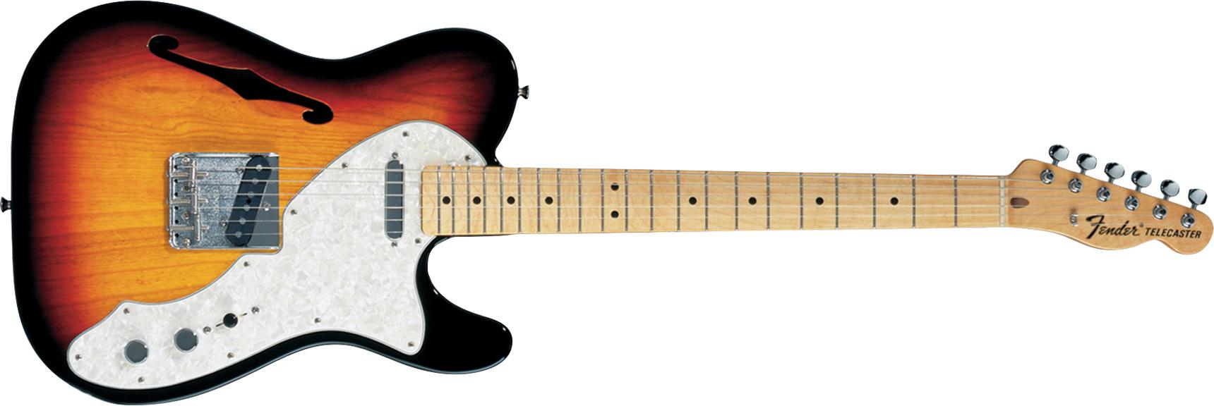 fender品牌_电吉他_classic