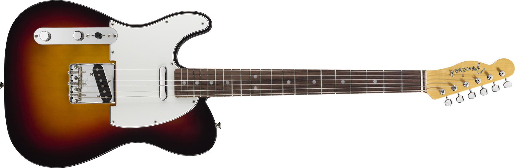 电吉他设计来提高当时靠音箱发声的空心电吉他的声音