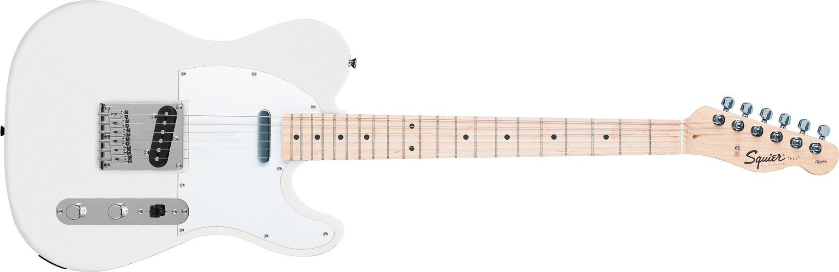 squier品牌_电吉他_affinity series_0310202580 产品